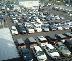 Novo Used Car Yard 2015